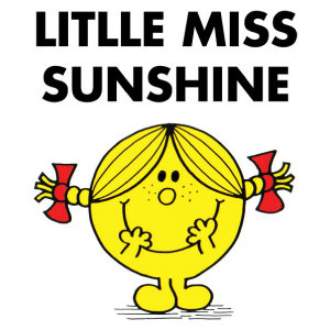 previously known as little miss sunshine they ask how i